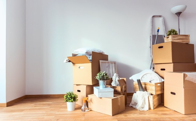 Tips for selling your home - Declutter